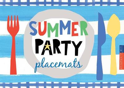 Summer Party Placemats -