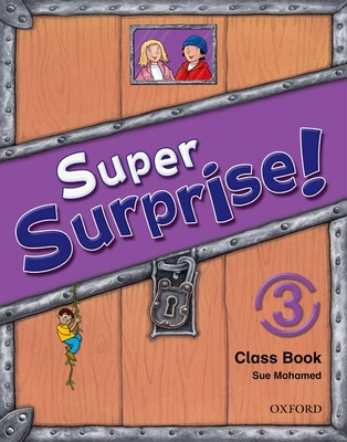 Super Surprise!: 3: Course Book - Reilly, Vanessa, and Mohammed, Sue