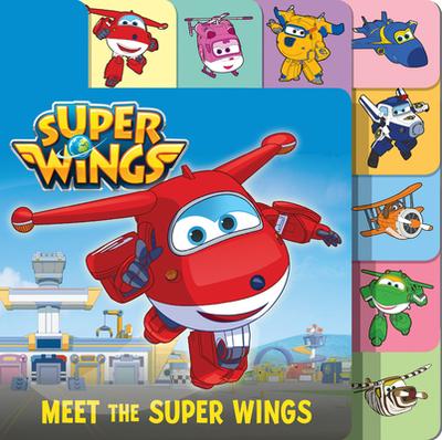 Super Wings: Meet the Super Wings - Foxe, Steve