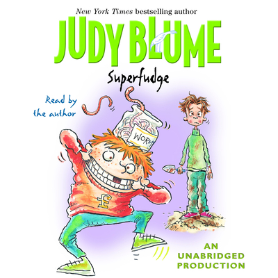 Superfudge - Blume, Judy (Read by)