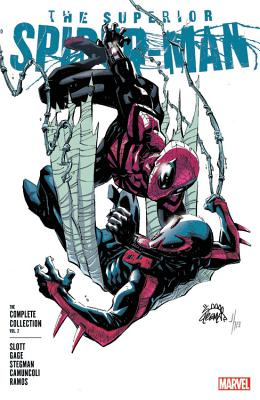 Superior Spider-Man: The Complete Collection Vol. 2 - Marvel Comics
