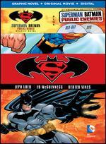Superman/Batman: Public Enemies [Includes Graphic Novel] [Includes Digital Copy] [Blu-ray/DVD]