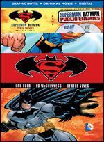 Superman/Batman: Public Enemies [Includes Graphic Novel] [Includes Digital Copy] [Blu-ray/DVD]