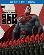 Superman: Red Son [Includes Digital Copy] [Blu-ray/DVD]