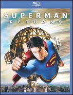 Superman Returns [With Green Lantern Movie Cash] [Blu-ray]