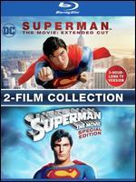 Superman the Movie: Extended Cut and Special Edition - 2-Film Collection [Blu-ray]