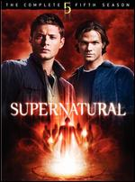 Supernatural: The Complete Fifth Season [6 Discs] -
