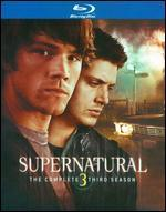 Supernatural: The Complete Third Season [Blu-ray]