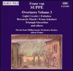 Suppé: Overtures, Vol. 3