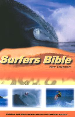 Surfer's New Testament-Cev - American Bible Society (Creator)