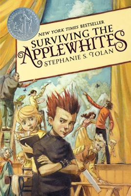 Surviving the Applewhites - Tolan, Stephanie S