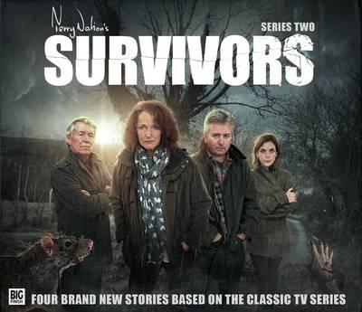 Survivors: Series Two Box Set - Bentley, Ken, and Jameson, Louise, and Fitton, Matt