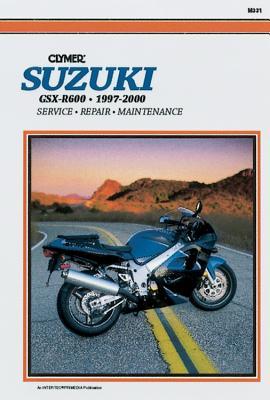 Suzuki GSX-R600 97-00 - Penton