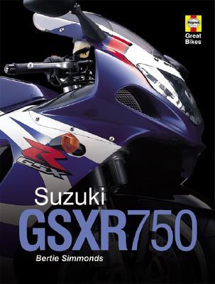 Suzuki GSX-R750 - Simmons, Rob