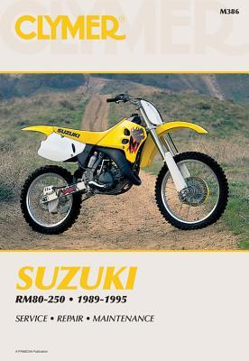 Suzuki Rm80-250 89-95 - Penton