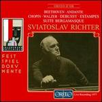 Sviatoslav Richter Conducts Chopin, Debussy, Beethoven