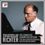 Sviatoslav Richter: The Complete Album Collection