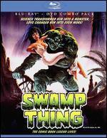 Swamp Thing [2 Discs] [Blu-ray/DVD]