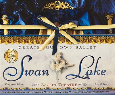 Swan Lake Ballet Theatre - Mahoney, Jean