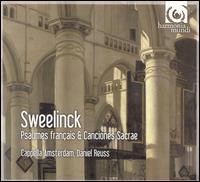 Sweelinck: Psaumes fran�ais & Canciones Sacrae - David Jansen (organ); Ophira Zaka� (lute); Cappella Amsterdam (choir, chorus)