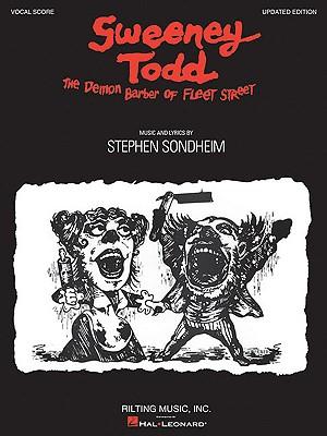 Sweeney Todd: Vocal Score - Sondheim, Stephen (Composer)
