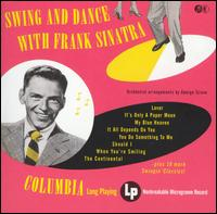 Swing and Dance with Frank Sinatra [CD] - Frank Sinatra