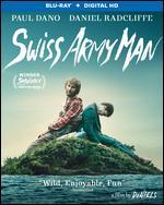 Swiss Army Man [Blu-ray] - Daniel Kwan; Daniel Scheinert