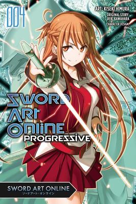 Sword Art Online Progressive, Volume 4 - Kawahara, Reki, and Himura, Kiseki