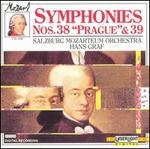 "Symphonies Nos. 38 ""Prague"" & 39"