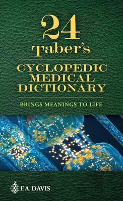 Taber's Cyclopedic Medical Dictionary - Venes, Donald