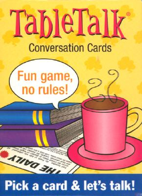 TableTalk Conversation Cards - U S. Games Systems, Inc. (Manufactured by)