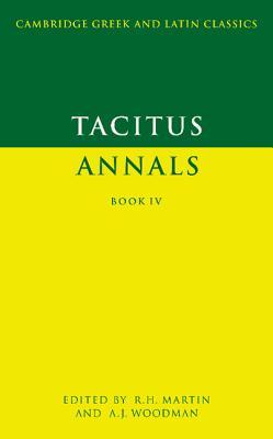 Tacitus: Annals Book IV - Martin, R