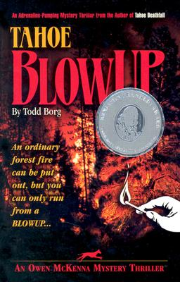 Tahoe Blowup - Borg, Todd