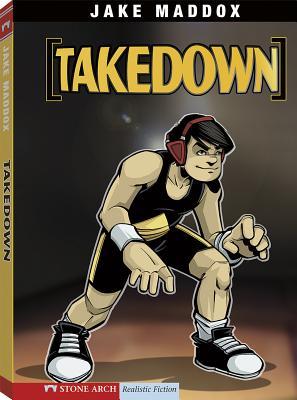 Takedown - Maddox, Jake