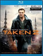 Taken 2 [Includes Digital Copy] [Blu-ray] [Movie Money]