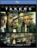 Takers [Blu-ray] [French]