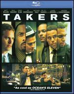 Takers [Blu-ray] - John Luessenhop