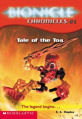 Tale of the Toa - Hapka, Catherine