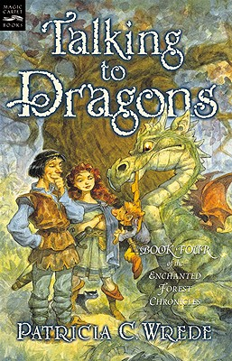 Talking to Dragons - Wrede, P