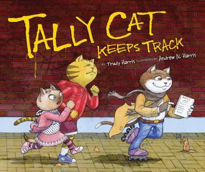 Tally Cat Keeps Track - Harris, Trudy