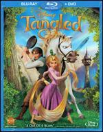 Tangled [2 Discs] [Blu-ray/DVD]