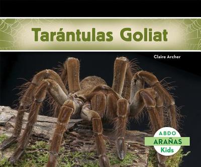 Tarantulas Goliat - Archer, Claire