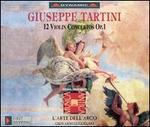 Tartini: 12 Violin Concertos, Op. 1