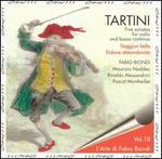 Tartini: Five Sonatas for Violin and Basso Continuo