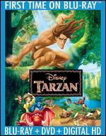 Tarzan [2 Discs] [Includes Digital Copy] [Blu-ray/DVD]