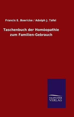 Taschenbuch Der Homoopathie Zum Familien-Gebrauch - Boericke, Francis E / Tafel Adolph J