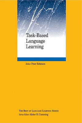 Task-Based Language Learning - Robinson, Peter