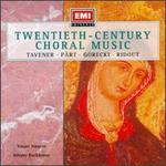 Tavener, Pärt, Górecki: Choral Music - Andrew Angus (bass); John Keys (organ); Vasari Singers (choir, chorus); Jeremy Backhouse (conductor)