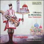 Tcha�kovski: Souvenir de Florence Quatuor No. 1
