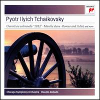 Tchaikovsky: 1812 Overture; Romeo & Juliet - Chicago Symphony Orchestra; Claudio Abbado (conductor)